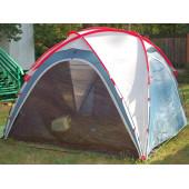 Тент-шатер Canadian Camper Space One (со стенками) синий