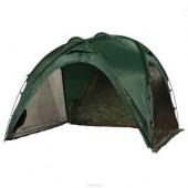 Тент-шатер Canadian Camper Space One (со стенками) зеленый