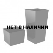 Кашпо для цветов Urbi square DURS325-S433 (21/49 л) 2 предмета
