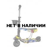Самокат детский трёхколёсный SportElite SE120 (3 в 1)