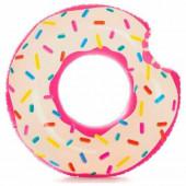 Надувной круг Intex 56265NP Пончик 107 см от 9 лет