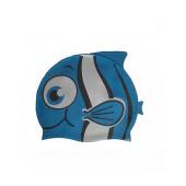 Шапочка для плавания детская Dobest Рыбка YS10