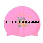 Шапочка для плавания детская Dobest RH-С10