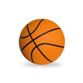 Мяч антистресс Баскетбол 10см TX31500-B