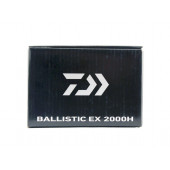 Катушка безынерционная Daiwa Ballistic 2000EX-H