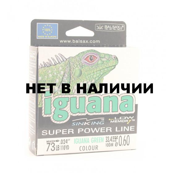 Леска Balsax Iguana Box 100м 0,6 (33,4кг)