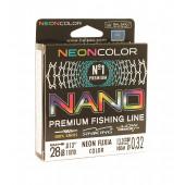 Леска Balsax Nano Neon Fuxia Box 100м 0,32 (13,0кг)