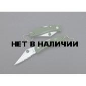 Нож складной брелок Ganzo G623S-GN