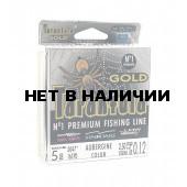 Леска Balsax Tarantula Gold Box 150м 0,12 (2,5кг)