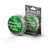 Леска Allvega All-Round X5 100м 0.16мм (3,28кг) прозрачная