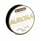 Леска Balsax Aurora Box 50м 0,08 (0,92кг)