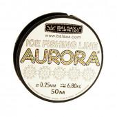 Леска Balsax Aurora Box 50м 0,25 (6,8кг)