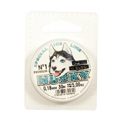 Леска Balsax Husky Premium Box 30м 0,18 (3,52кг)