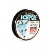 Леска Balsax Ice Fox Arctic blue Box 50м 0,14 (2,35кг)