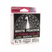 Леска Balsax White Peacock Match Box 100м 0,16 (4,0кг)