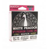 Леска Balsax White Peacock Match Box 100м 0,2 (6,0кг)