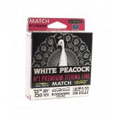 Леска Balsax White Peacock Match Box 100м 0,22 (7,0кг)