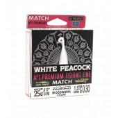 Леска Balsax White Peacock Match Box 100м 0,3 (11,5кг)