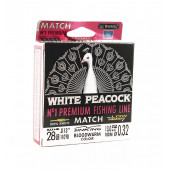 Леска Balsax White Peacock Match Box 100м 0,32 (13,0кг)