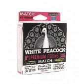 Леска Balsax White Peacock Match Box 100м 0,38 (17,0кг)