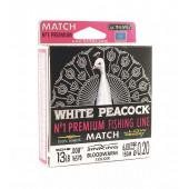 Леска Balsax White Peacock Match Box 150м 0,2 (6,0кг)