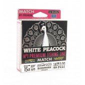 Леска Balsax White Peacock Match Box 150м 0,22 (7,0кг)