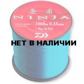Леска Daiwa Ninja X Line 4200м 0,14мм (1,6кг) светло-голубая