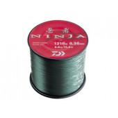 Леска Daiwa Ninja X Line 2400м 0,20мм (3,1кг) светло-зеленая