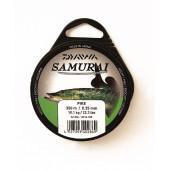 Леска Daiwa Samurai Pike 350м 0,35мм (10,1кг) светло-оливковая