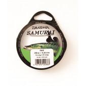 Леска Daiwa Samurai Pike 250м 0,40мм (12,4кг) светло-оливковая