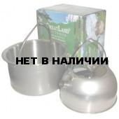 Набор GreatLand чайник+котелок