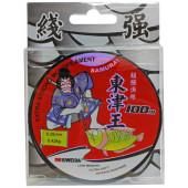 Леска Siweida Samurai (ST3) 100м 0,25 (6,42кг) прозрачная