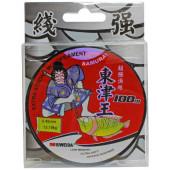 Леска Siweida Samurai (ST3) 100м 0,45 (13,10кг) прозрачная