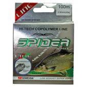 Леска Siweida Spider Bream 100м 0,3 (9,65кг) прозрачная