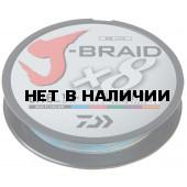 Леска плетеная Daiwa J-Braid X8 150м 0,16мм мультиколор