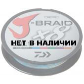 Леска плетеная Daiwa J-Braid X8 150м 0,20мм мультиколор