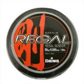 Леска плетеная Daiwa Regal Sensor - B 150м 0,132мм черная