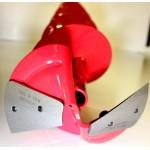 Ледобур VISTA RHXL-4110 (удлин. Шнек) 110мм., сферические ножи