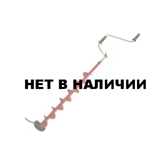 Ледобур VISTA RHXL-8200 (удлин. Шнек) 200мм., сферические ножи
