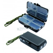 Коробка для рыболовных мелочей Namazu Case 9 отделений 11х7х3 см N-BOX13