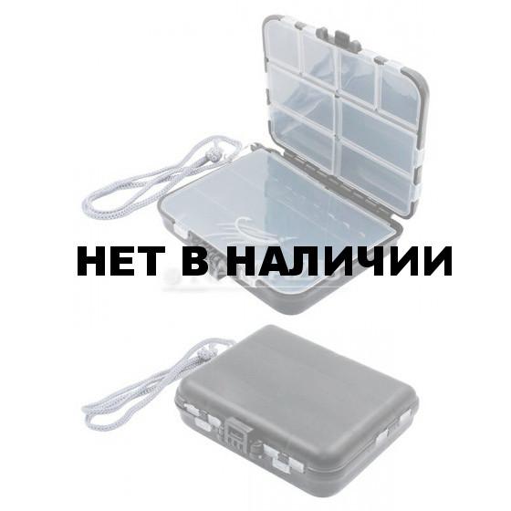 Коробка для рыболовных мелочей Namazu CaseBig 9 отделений 12х10х3 см N-BOX14