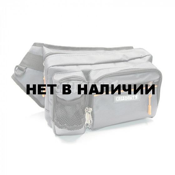 Сумка рыболовная Следопыт Fishing Hip Bag 28х21х17 см PF-FHB-G / PF-BM-02