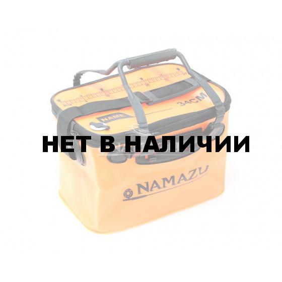 Сумка-кан Namazu складная с 2 ручками 34х22х21 см N-BOX21