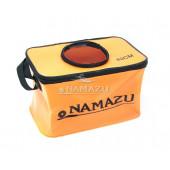 Сумка-кан Namazu складная с окном 45х26х25 см N-BOX24