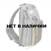 Сумка-рюкзак рыболовная Следопыт Sling Shoulder Bag 44х24х17 см PF-SSB-G / PF-BM-01