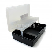 Ящик Следопыт для мелочей болольшой с подъемными полками 23,5х15х6,5 см PF-BU-S02