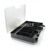 Ящик Следопыт для мелочей двусторонний 29,5х20,5х6 см PF-BU-S03