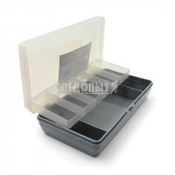 Ящик Следопыт для мелочей маленький с подъемными полками 21х11х5 см PF-BU-S01