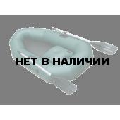 Надувная лодка Лидер Компакт-180 (серая)