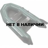 Надувная лодка Лидер Тайга-270 (серая)